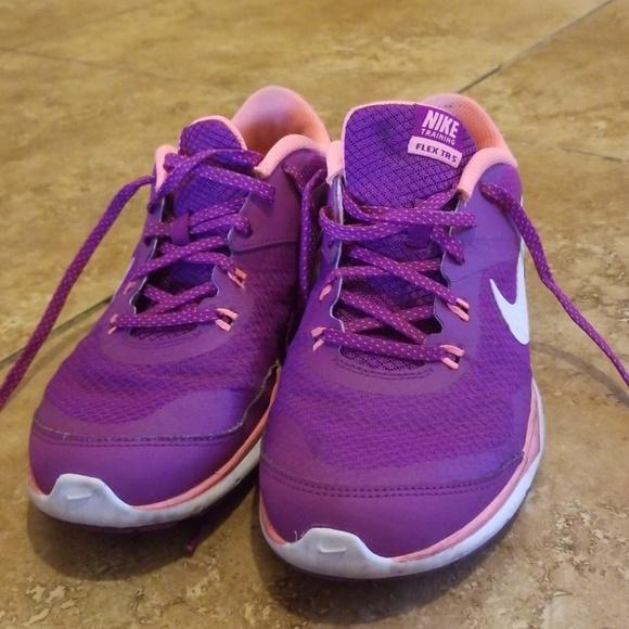 Womens Nike Flex Tr 5 Running Shoe